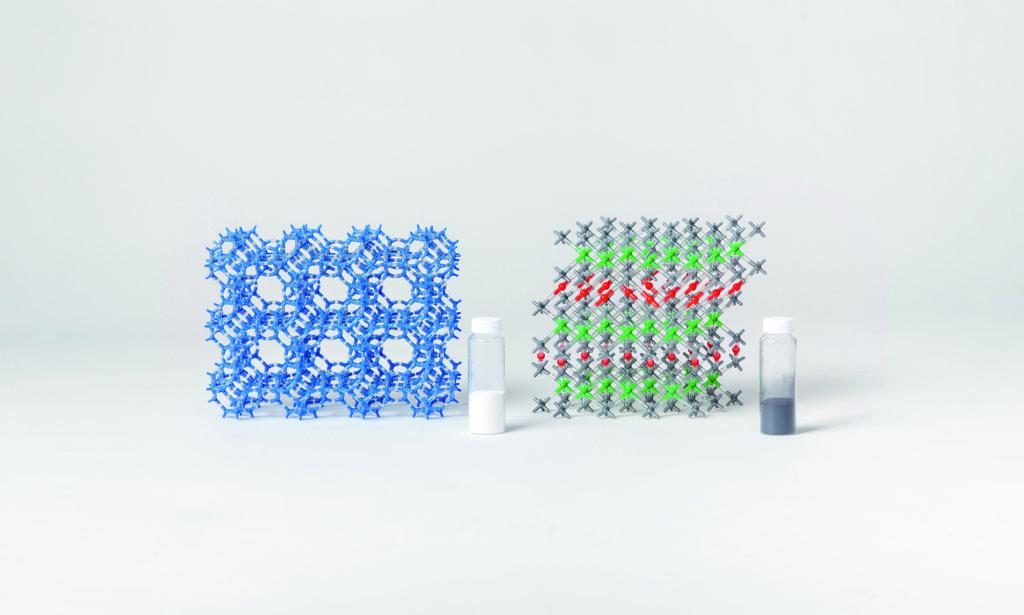 化学システム工学における材料・デバイス