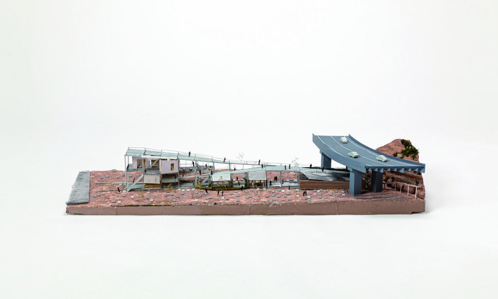 2017年度建築学科卒業制作優秀作品『復刻都市〜遺跡保存の構法計画〜』