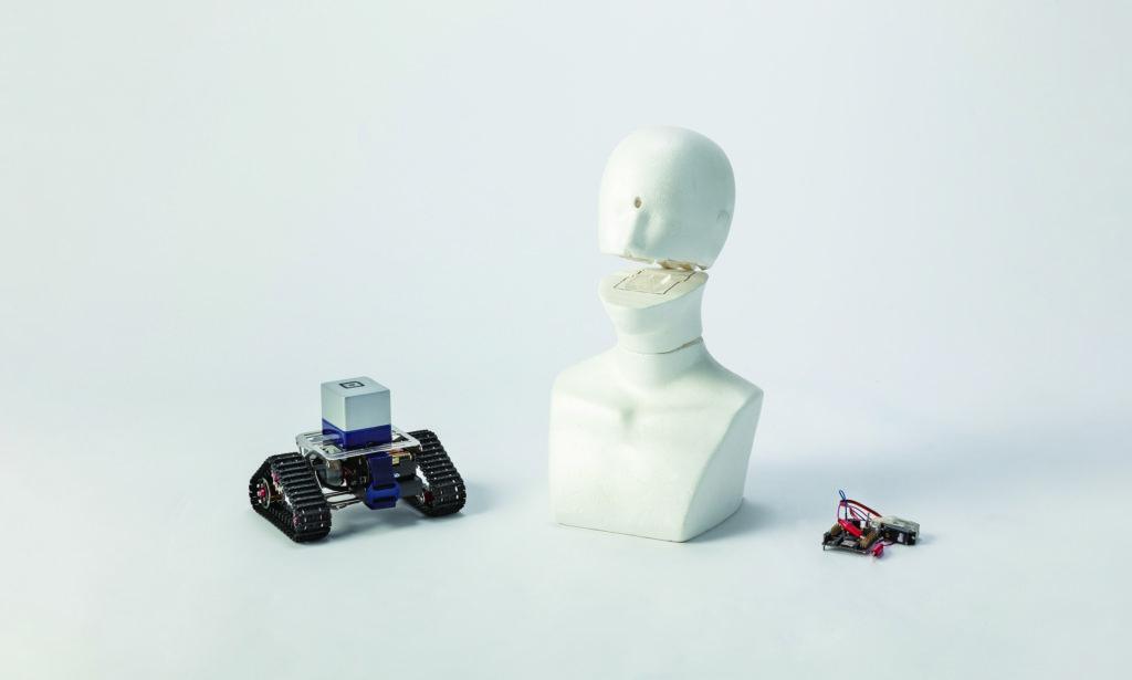 バイオハイブリッドロボット