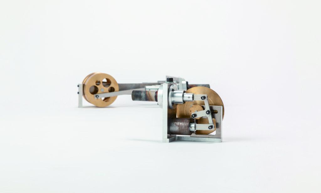 スターリングエンジン 3年生演習優秀作品