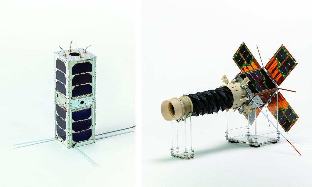超小型人工衛星
