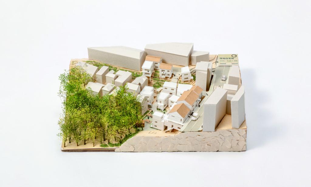 2018年度 都市工学科卒業制作優秀作品『坂道世界-高輪に息づく杜と暮らし』
